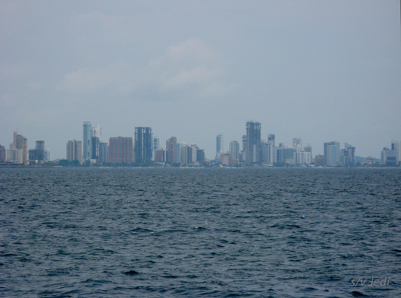 IMG_1241.JPG<br /> Cruising Colombia: Cartagena<br /> Cartagena is a big city with an old center but modern area's too.