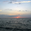 IMG_1350.JPG<br /> Cruising Colombia: Sapzurro.<br /> Sunrise at sea after an uncomfortable night.