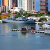 IMG_1308.JPG<br /> Cruising Colombia: Cartagena<br /> Colombian navy incl. submarines.
