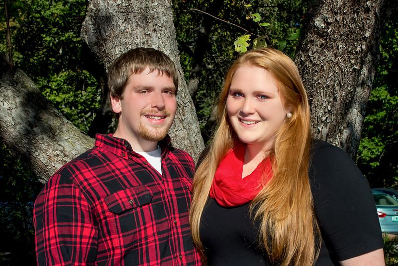 Aaron & Jess