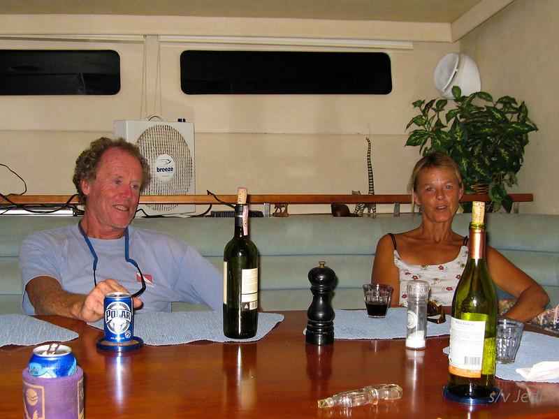 IMG_1006.JPG<br /> Cruising in Curacao.<br /> Last meal in Fuik Baai.