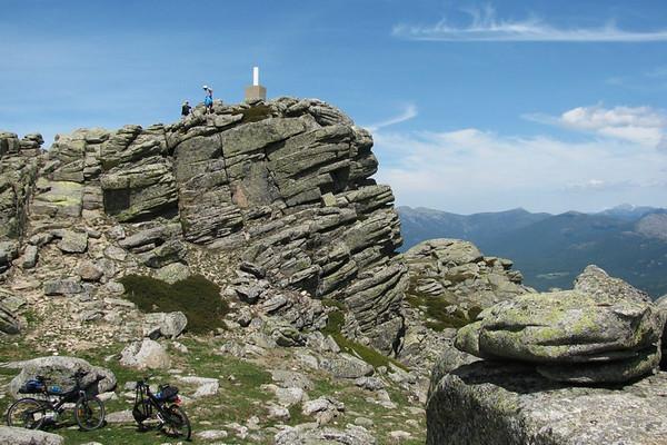 Otra vista de la cima.<br /> <br /> Another view of the summit.