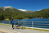 Llegamos a la presa.<br /> <br /> We arrived to the dam.