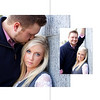 Drew & Krista Engagement Album :