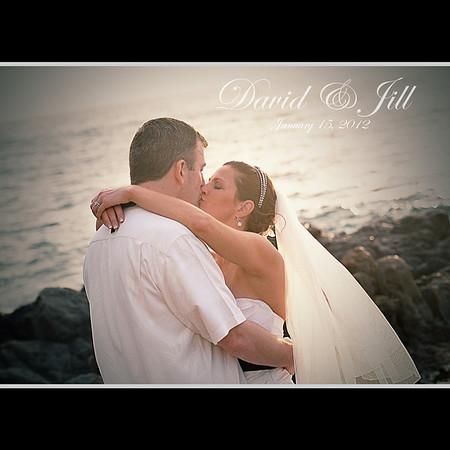 Jill & David