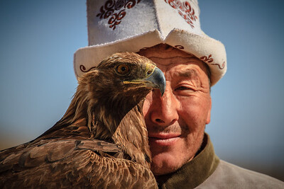 The Eagle and the Hunter