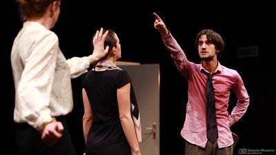 Edgard et sa bonne - Ateliers promotion h - Intervenants: Lucie Valon & Nicolas Bouchaud - La Manufacture - Lausanne - 21 mai 2015