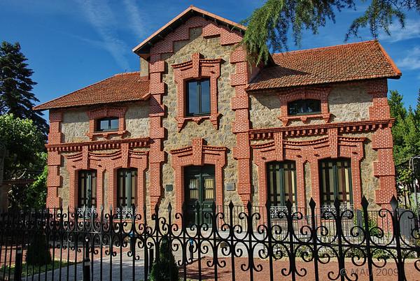 Casa Miñana, El Escorial - Spain