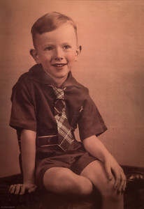 Harry, 1938 (6 yrs old)