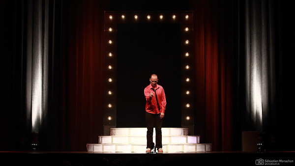 Karim Slama - Festival du Rire de Genève - Casino Théâtre - 28 avril 2016