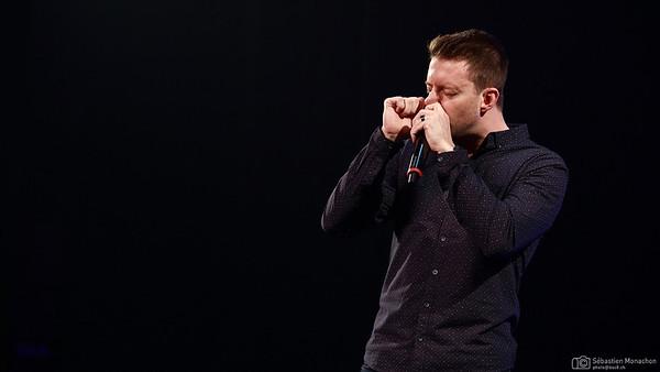 Alex Roy - Festival du Rire de Genève - Casino Théâtre - 28 avril 2016