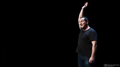 Fausto Borghini - Festival du rire de Genève - Casino-Théâtre - 26 mars 2015