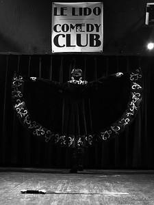 Flappers Burlesque Show - Direction artistique Lilly Bulle - Le Lido - Lausanne - 19 février 2016