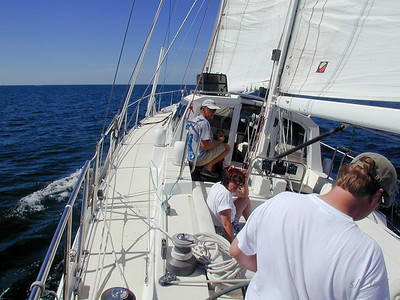 Survey and sea trials.