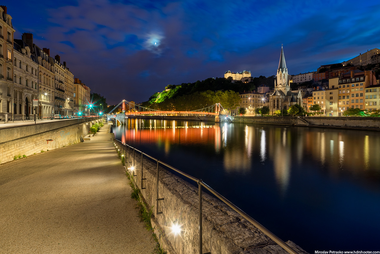 Top Photography Spots - Lyon, France