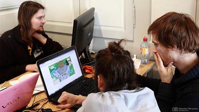 Global Game Jam - Musée Suisse du Jeu - La Tour-de-Peilz - 25 janvier 2015