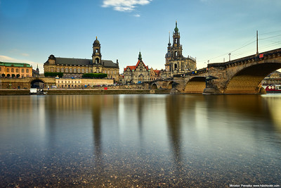 Long exposure Dresden