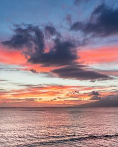 Lahaina, Maui, HI, USA. 2021.