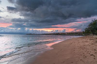 Baby Beach Sunset 2