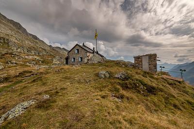 Panoramaweg SAC Sustlihütte