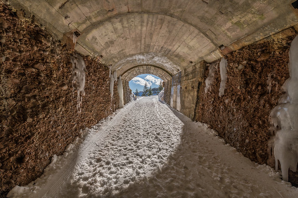 Hiking Rigi Kaltbad - Scheidegg (31.12.2017)