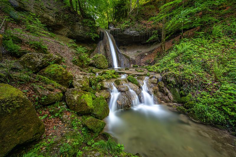 Schwarzenbach Wasserfall
