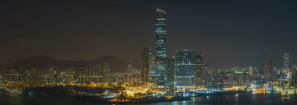 Kowloon from Hong Kong Island pt. 3