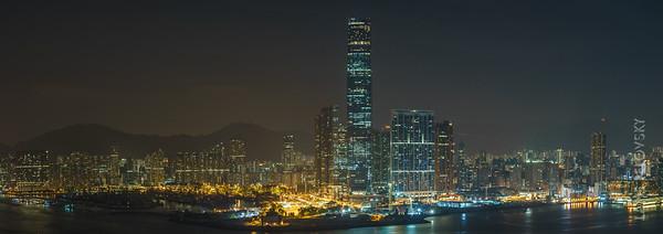 Kowloon from Hong Kong Island pt. 3