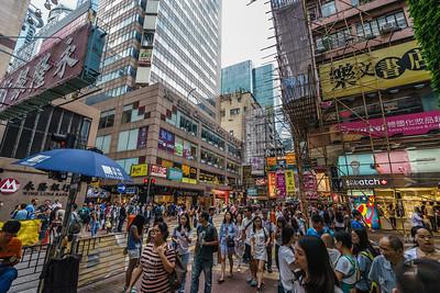 Ladies Market, Mong Kok, Hong Kong (香港) pt. 6