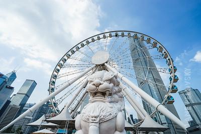 Hong Kong Observation Wheel pt. 2