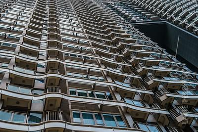 High Rises in Hong Kong pt. 3