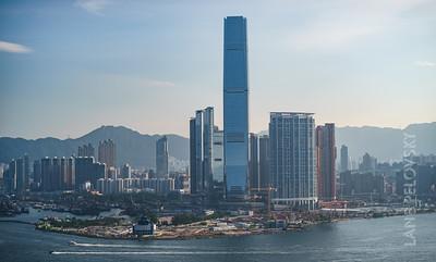 Sunrise in Hong Kong pt. 2