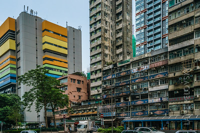 High Rises in Hong Kong pt. 2