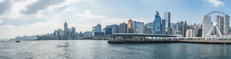Victoria Harbour Panorama pt. 2