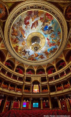 The majestic opera
