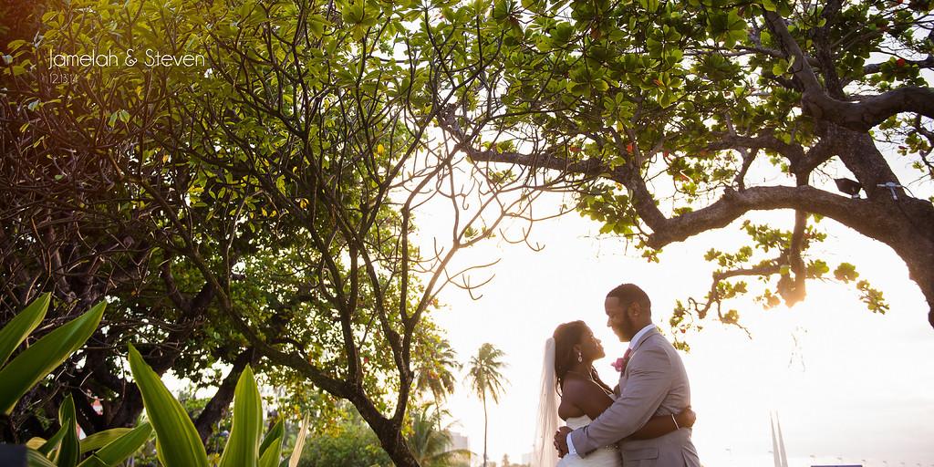 KISS- Jamelah & Steven