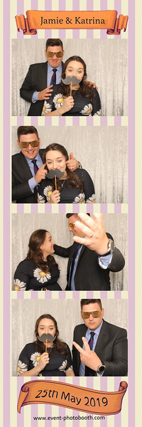 Photo booth hire at Lyde Court Hereford