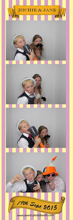 Pics from hereford Photo Booth hire (event-photobboth.com) from Richie and Jane's wedding  Photos by Anthony Boocock Photography www.event-photobooth.com