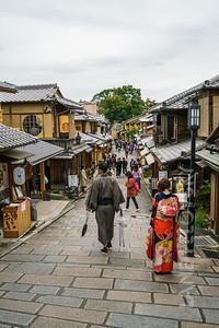 Kyoto, Japan, 2017.