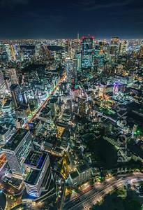 Roppongi, Asakasa and Tokyo Skytree 5