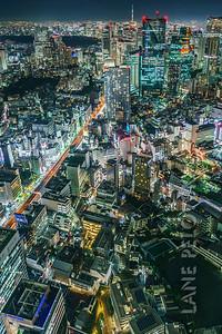 Roppongi, Asakasa and Tokyo Skytree 4