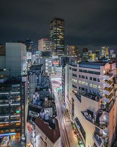 Roppongi, Tokyo, Japan. 2017.