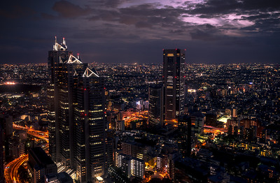 The Night Over Tokyo