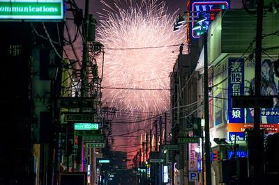 Streets of Tsuchiura