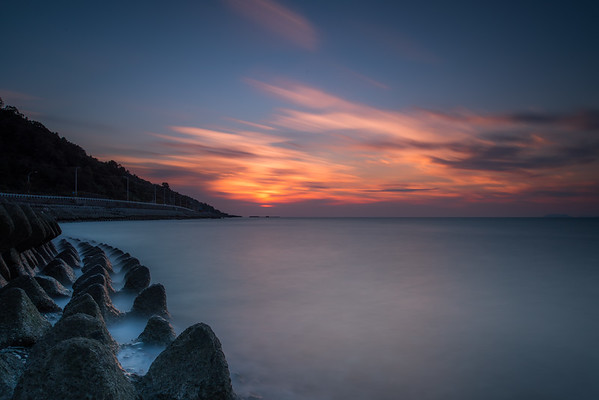 Shikoku Sunset