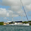 Cruising Curacao: Spaanse Water<br /> Our home on Spanish Waters.