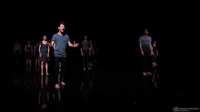 Lac - texte de Pascal Rambert - MeS Denis Maillefer - Théâtre les Halles - Sierre - 23 mai 2015