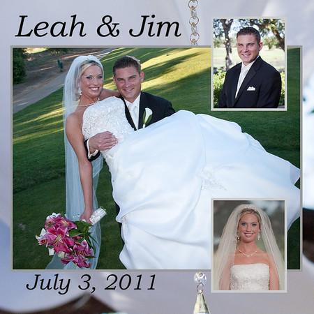 Leah & Jim
