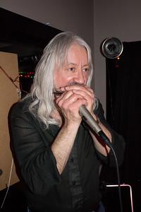 John Lackard On Harp