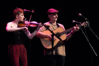 Rose & Lou Baldino, of Burning Bridget Cleary